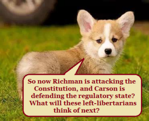 Wisdom from the right-libertarian corgi