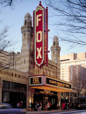 Atlanta's Fox Theatre