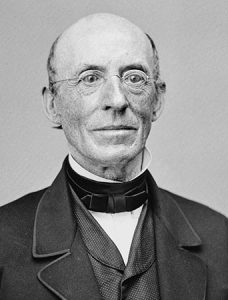 William Lloyd Garrison, radically uncool